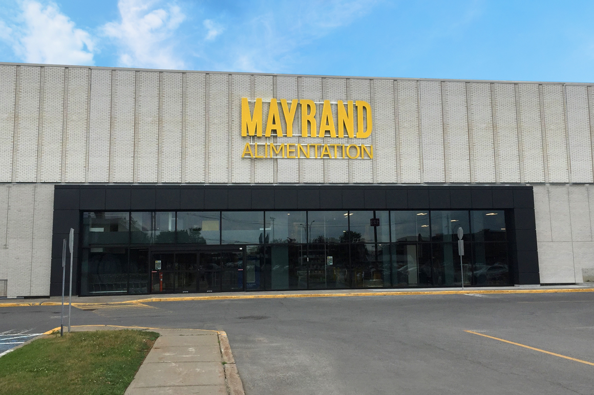 Mayrand Food Depot Brossard | Mayrand Food Service Group